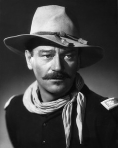 "John Wayne in ""She Wore a Yellow Ribbon""Photo by Roman Freulich. © 1949 RKO - Image 0898_0301"