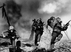 "John Wayne in ""Sands of Iwo Jima"" 1949 Repbulic Photo by Roman Freulich - Image 0898_0302"