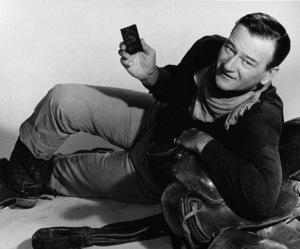 John Wayne, c. 1963 © 1978 Glenn Embree - Image 0898_0379