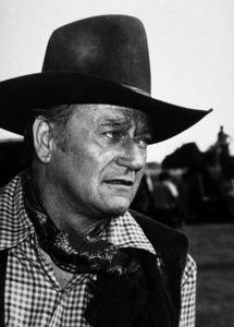 "John Wayne in ""Cahill, US Marshal,"" Warner Bros. 1973. © 1978 David Sutton - Image 0898_0837"