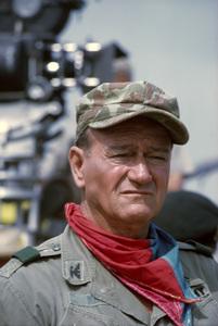 "John Wayne in ""The Green Berets""1967 © 1978 David Sutton - Image 0898_0860"