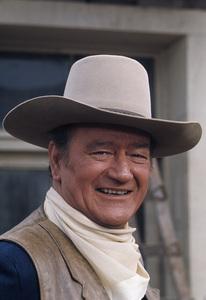 """John Wayne in """"Chisum""""1969 © 1978 David Sutton - Image 0898_0894"""