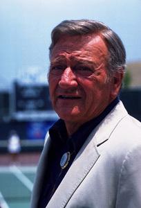 John Wayne, 1977. © 1978 Ulvis Alberts - Image 0898_0942