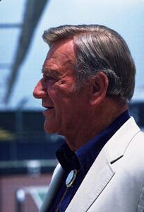 John Wayne, 1977. © 1978 Ulvis Alberts - Image 0898_0954
