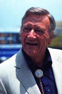 John Wayne, 1977. © 1978 Ulvis Alberts - Image 0898_0956