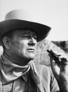 """John Wayne in """"Chisum,"""" Warner Bros. 1969. © 1978 David Sutton - Image 0898_0957"""