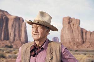 John Wayne1977© 1978 David Sutton - Image 0898_0966
