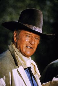 "John Wayne in ""Cahill, US Marshal,"" Warner Bros. 1973. © 1978 David Sutton - Image 0898_0977"