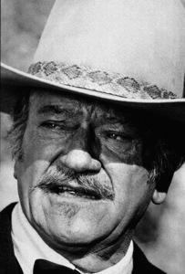 """John Wayne in """"The Shootist,"""" Paramount 1976. © 1978 David Sutton - Image 0898_1105"""