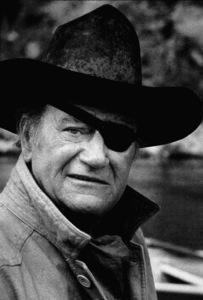 "John Wayne in ""Rooster Cogburn,"" Universal 1974. © 1978 David Sutton - Image 0898_1107"