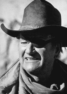 "John Wayne in ""Rooster Cogburn,"" Universal 1974. © 1978 David Sutton - Image 0898_1108"