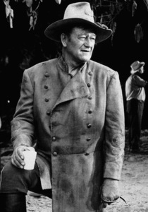 "John Wayne in ""Rio Lobo,"" Cinema Center 1970 © 1978 David Sutton - Image 0898_1111"