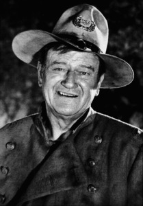 "John Wayne in ""Rio Lobo,"" Cinema Center 1970. © 1978 David Sutton - Image 0898_1112"