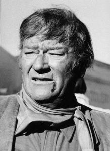 """John Wayne in """"Chisum,"""" Warner Bros. 1969. © 1978 David Sutton - Image 0898_1125"""