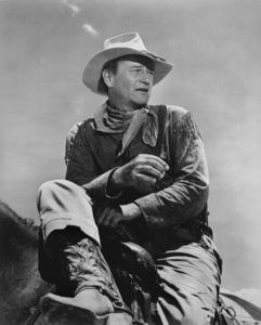 "John Waynein ""Hondo""1954 Warner Brothers © 1978 Bud Fraker - Image 0898_2005"