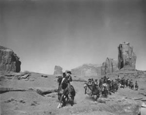 "John Wayne in ""The Searchers""1956 Warner Brothers - Image 0898_2071"