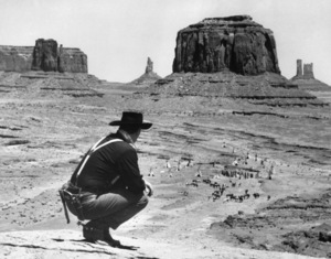 "John Wayne in ""The Searchers""1956 Warner Brothers - Image 0898_2995"
