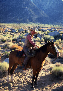 John Wayne, 1978. © 1978 David Sutton - Image 0898_3031