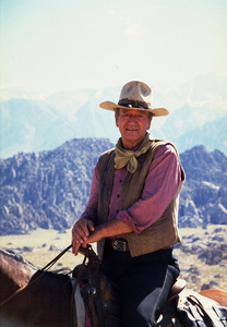 John Wayne, 1978. © 1978 David Sutton - Image 0898_3043