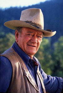 John Wayne, 1978. © 1978 David Sutton - Image 0898_3045