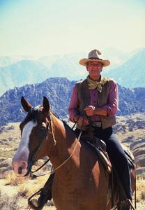 John Wayne, 1978. © 1978 David Sutton - Image 0898_3047