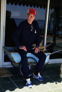 John Wayne, 1979. © 1979 David Sutton - Image 0898_3055
