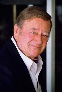 John Wayne at home, 1975. © 1978 David Sutton - Image 0898_3065