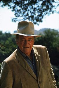 John Wayne, 1973. © 1978 David Sutton - Image 0898_3067
