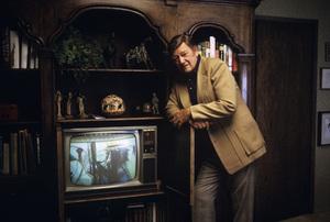 John Wayne at home 1972 © 1978 David Sutton - Image 0898_3075