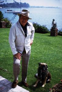 John Wayne, 1972. © 1978 David Sutton - Image 0898_3078