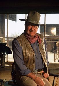 "John Wayne in ""Rio Lobo,"" Cinema Center 1970. © 1978 David Sutton - Image 0898_3138"