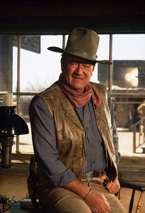 "John Wayne in ""Rio Lobo,"" Cinema Center 1970. © 1978 David Sutton - Image 0898_3138"