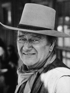 """John Wayne in """"Chisum,"""" Warner Bros. 1969. © 1978 David Sutton - Image 0898_3153"""