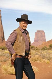 John Wayne1977 © 1978 David Sutton - Image 0898_3162