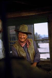 "John Wayne in ""Rio Lobo,"" Cinema Center 1970. © 1978 David Sutton - Image 0898_3166"