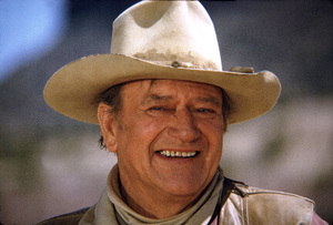 "John Waynein ""The Cowboys,"" Warner Bros. 1971. © 1978 David Sutton - Image 0898_3173"