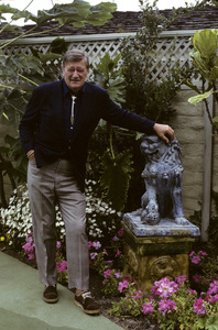 John Wayne at home1972 © 1978 David Sutton - Image 0898_3186