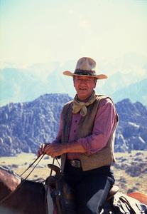John Wayne, 1978. © 1978 David Sutton - Image 0898_3203