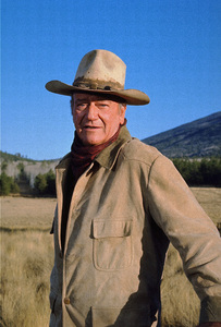 John Wayne, c. 1977. © 1978 David Sutton - Image 0898_3332