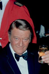 John Wayne, c. 1972 © 1978 Chester Maydole - Image 0898_3365