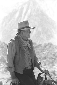 "John Wayne""Great Western Savings""1977 © 1978 David Sutton - Image 0898_3378"