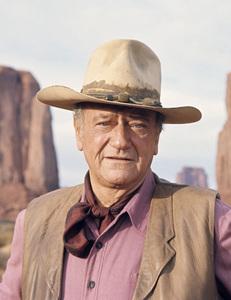 John Wayne1977© 1978 David Sutton - Image 0898_3438