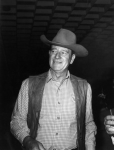 John Wayne at a Share Party1965 - Image 0898_3443