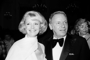 """An All-Star Tribute to John Wayne""Barbara Marx Sinatra, Frank Sinatra1976© 1978 David Sutton - Image 0898_4000"