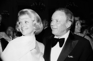 """An All-Star Tribute to John Wayne""Barbara Marx Sinatra, Frank Sinatra1976© 1978 David Sutton - Image 0898_4002"