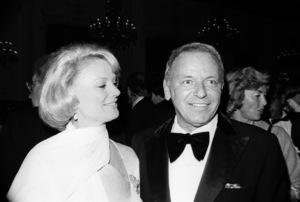 """An All-Star Tribute to John Wayne""Barbara Marx Sinatra, Frank Sinatra1976© 1978 David Sutton - Image 0898_4003"