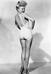 Betty Grable1943Photo by Frank Powolny - Image 0904_0002