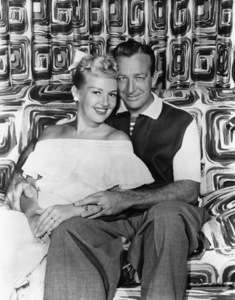 Betty Grable and Harry Jamescirca 1950s - Image 0904_0019