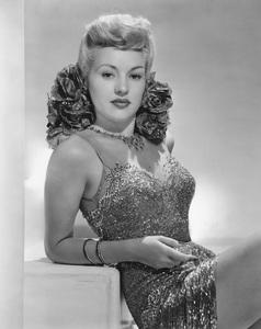 Betty Grablecirca 1945**I.V. - Image 0904_0403
