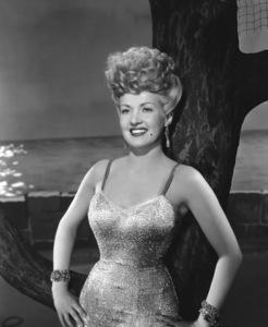 Betty Grablecirca 1945**I.V. - Image 0904_0406